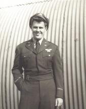 Wentz, WB 1945 - Lavenham, England (a)
