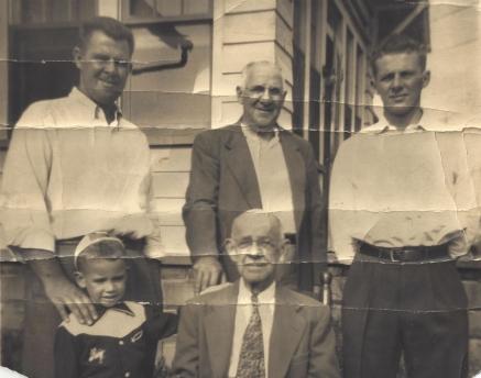 Wentz, WB 1951 Four Generations