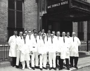 Wentz, WB 1960s MacDonald House