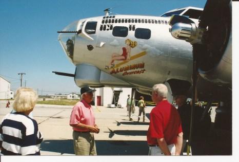 Wentz, WB 1982-04 8th AF Museum