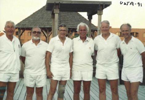 Wentz, WB 1991 Tennis Club