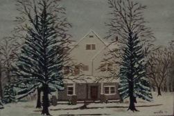 Wentz, WB Winter House 1952