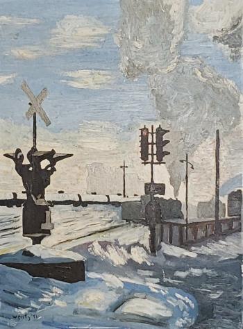 Wentz, WB Winter Trainline
